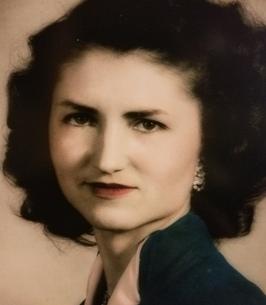 Mamie Strebel
